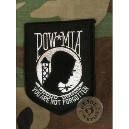 "US ""POW MIA"" PATCH"