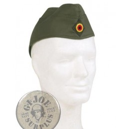 GERMAN ARMY OG UNIFORM GARRISON CAPS NEW