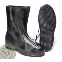 NUCLEAR-BIOLOGICAL-CHEMICAL PROTECTION BOOTS FROM GERMAN ARMY LARGE SIZES NEW