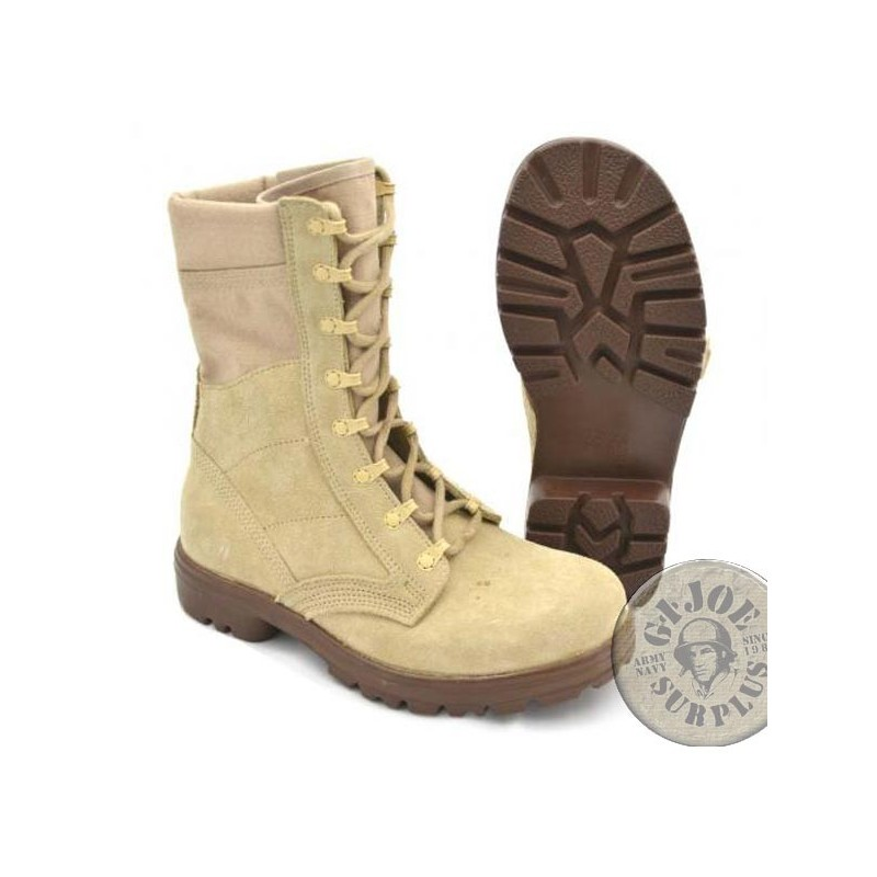SELLING AT STORE!!! DUTCH ARMY HOT WEATHER USED BOOTS