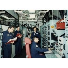 GRANOTES DEL COS DE MISSILS NUCLEARS ESTRATEGICS DE L´ US AIR FORCE USADES