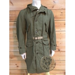 M1947 OVERCOAT PARKA TYPE NO LINING AS NEW
