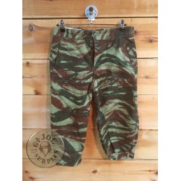 FRENCH ARMY CUSTOM MOUNTAIN TROOPS TROUSERS IN LIZZARD CAMO /COLLECTORS ITEM