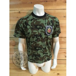 "UKRANIAN INTERIOR MINISTRY UNIT ""EMBASSYS AND DIPLOMATS SECURITY"" T/SHRT /COLLECTORS ITEM"