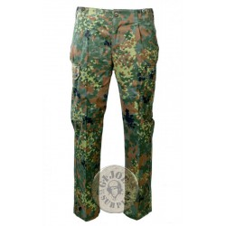 GERAMN ARMY FLECKTARN CAMO TROUSERS NEW