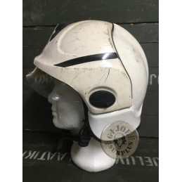 "FIREFIGHTERS HELMET ""CRONWELL F600"" USED CONDITION /COLLECTORS ITEM"