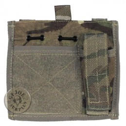 BRITISH ARMY MTP CAMO OSPREY COMMANDERS POUCH NEW