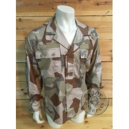 SWEADISH ARMY M90 DESERT CAMO COMBAT JACKETS BRAND NEW
