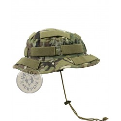 "SAS JUNGLE SNIPER HAT ""MTP MULTICAM CAMO"""