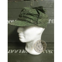 CZECH ARMY RAINDROP CAMO M60 COMBAT CAP AS NEW