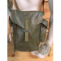 CZECH ARMY WATERPROOF MINI SIDE BAG USED