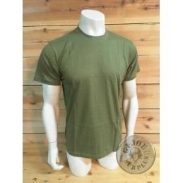 SPANISH MARINES OLIVE GREEN T-SHIRT BRAND NEW