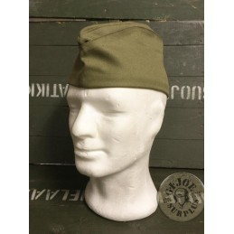 "ROMANIAN COMUNIST ARMY GARRISON CAP ""PILOTKA STYLE"" NEW"
