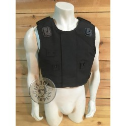 SELLING AT STORE!!! BRITISH POLICE BULLETPROOF AND SPIKE PROOF WITHOUT THE PLATES TACTICAL VEST USED