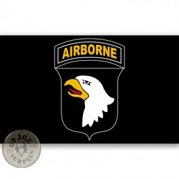 US ARMY 101AB DIVISION FLAG...