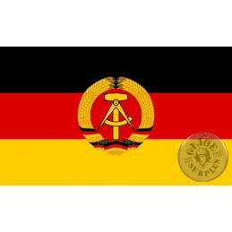 COUNTRY FLAGS  DDR EAST...