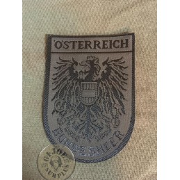 AUSTRIAN ARMY SLEEVE PATCH NEW