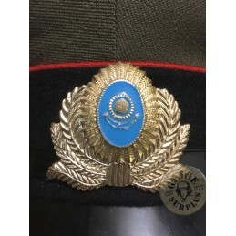 KAZAKHISTAN ARMY CAP BADGES...