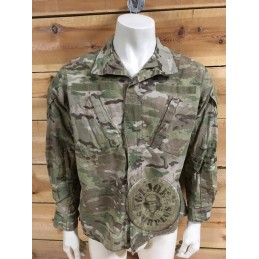 US ARMY ACU JACKET IN  MULTICAM CAMO USED CONDITION GRADE1