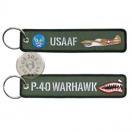 KEYRING WWII COLLECTION...