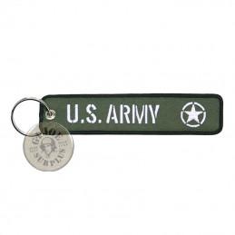 "LLAVERO US WW2 ""US ARMY"""