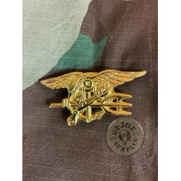 XNAVY SEALS OFFICERS IRON...