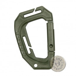 ABS PLASTIC MOLLE CARABINER...