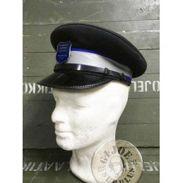 BRITISH POLICE CAPS PCSO USED