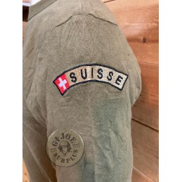 SWISS ARMY T/SHIRT AS NEW