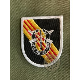 US ARMY PATCH NAM BERET...