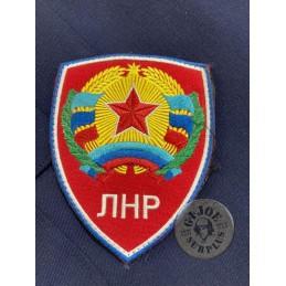 XLUGANSK REPUBLIC ARMY PATCHES