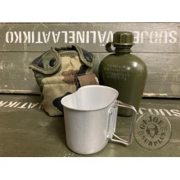 """XCANTEEN WITH METAL CUP """"US..."""