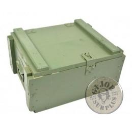 DANISH ARMY WOOD BOX MEDIUM...