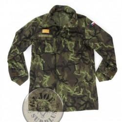 CZECH ARMY M1955 CAMO UNIFORM NEW/JACKET