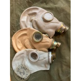 GP5 STYLE GAS MASKS SECOND...