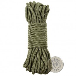 0.5CMS OLIVE GREEN ROPE 15...