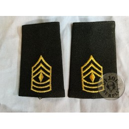 """US ARMY EPAULETTES """"FIRST..."""