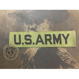 """XPARCHE TAB PECHO """"US ARMY""""..."""