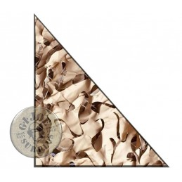 CAMOUFLAGE NET TRIANGLE...