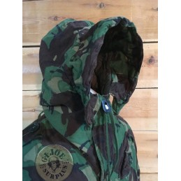 COLD WEATHER LINED PARKA