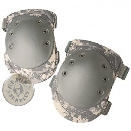 KNEE PADS WITH PVC...