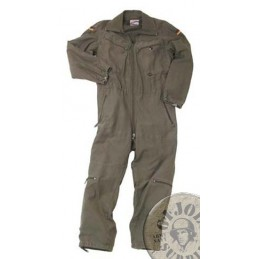 GERMAN ARMY TANK COVERALLS...