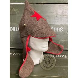 RED ARMY BUDIONOVKA HAT...