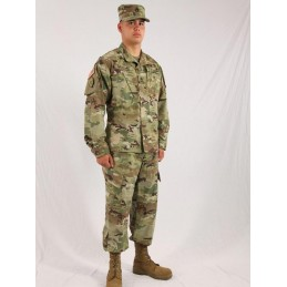 US ARMY ACU JACKET IN  MULTICAM CAMO USED CONDITION GRADE1