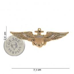 US NAVY PILOT BADGE