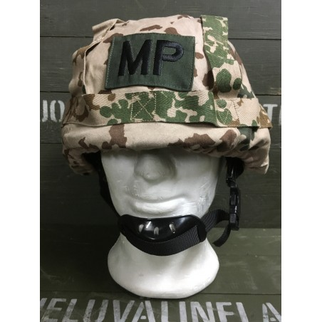COLLECTORS ITEM /GERMAN MILITARY POLICE HELMET COVER