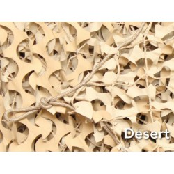 CAMOUFLAGE NET 3X3M 50% SHADE CAMOSYSTEMS PREMIUM/KHAKI COLOUR