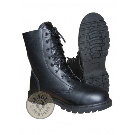SPANISH ARMY MODEL LEATHER BOOTS