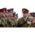 BRITISH ARMY TIE
