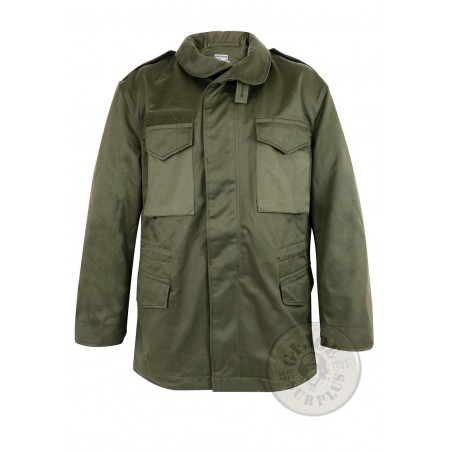 XAUSTRIAN ARMY M65 JACKETS USED SUPER GRADE1